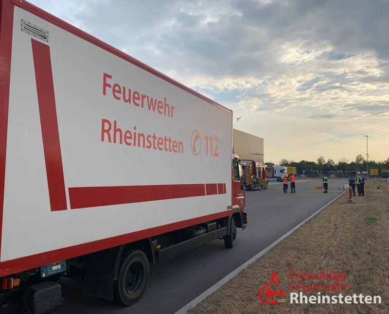 Stromausfall Rheinstetten
