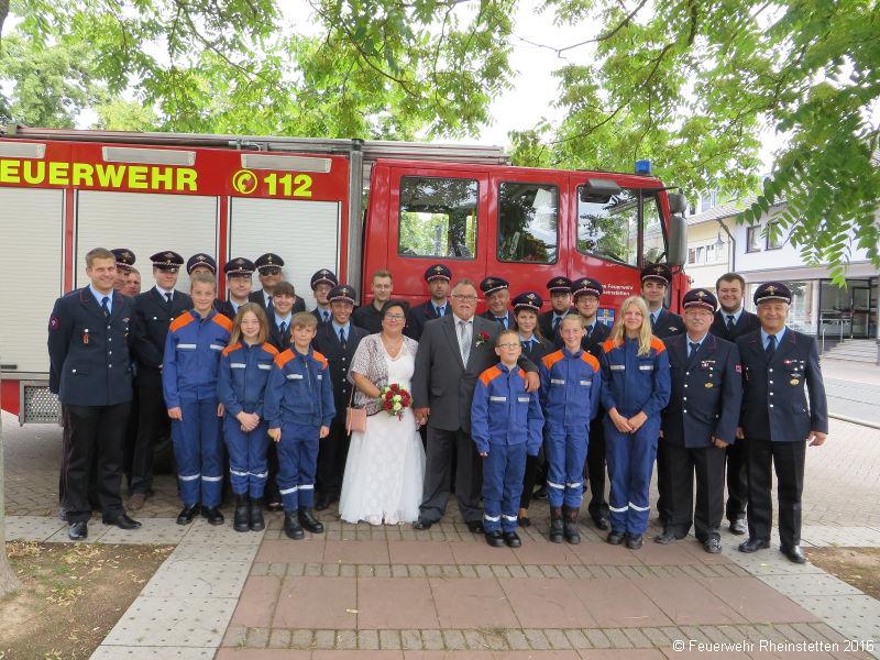 Freiwillige Feuerwehr Rheinstetten 16 07 2017 Weierer